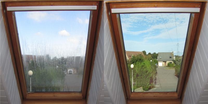 Remplacement du double vitrage par du 24mm for Joint vitre fenetre